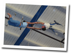 Kids Flying Trapeze classes